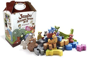 Jumbo Animal Parade A to Z