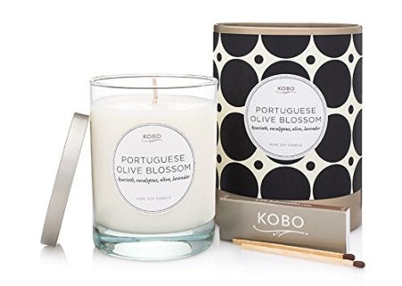 Coterie Candle, Portuguese Olive Blossom