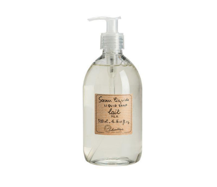 Lothantique Liquid Soap, Milk