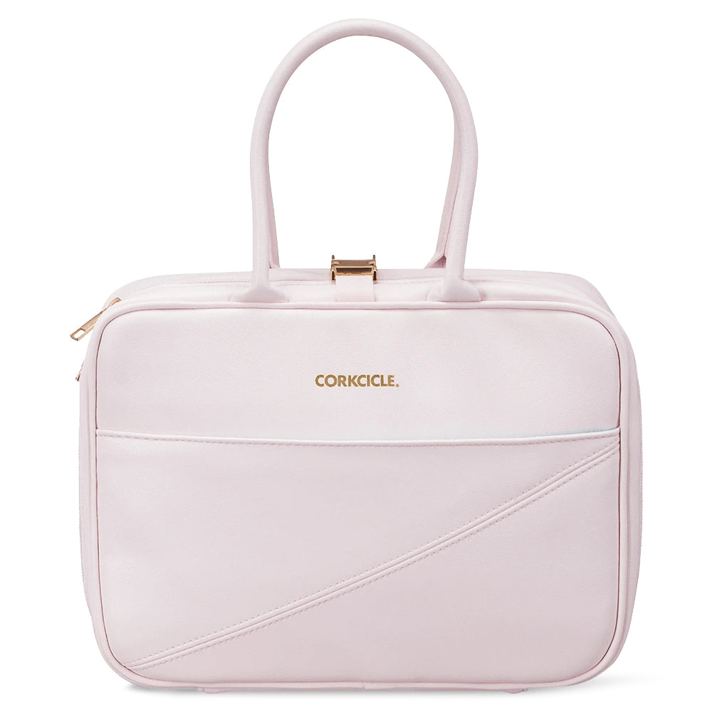 Baldwin Boxer Rose Quartz Lunch Box