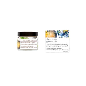 Face Mask, Orange Blossom & Honey