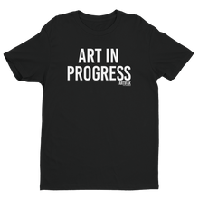 Load image into Gallery viewer, Art In Progress T-shirt