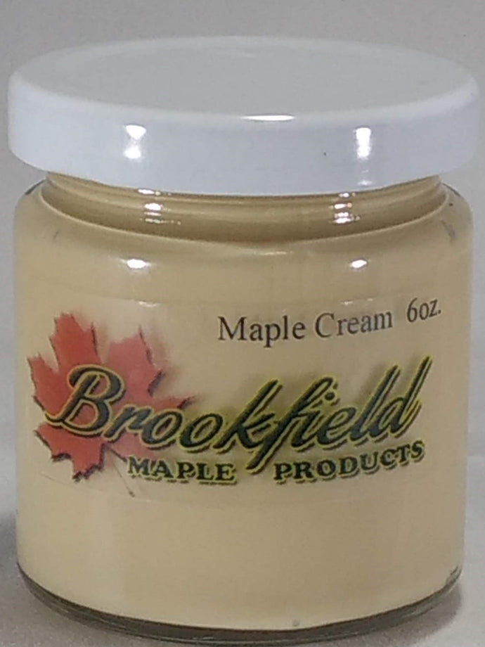 What is Maple Cream?