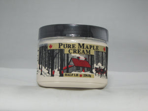 Sugarhill Maple Cream Empty Containers (choose size)