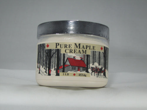 Sugarhill Maple Cream Containers (choose size)