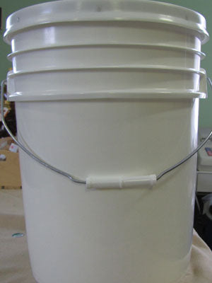 5 Gallon Pail Organic Maple Syrup  (Choose Grade)