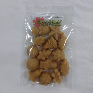Special Maple Candy - Holiday Shapes (While supplies last)