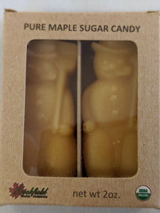 Wholesale 12-Maple Candy - Holiday Shapes