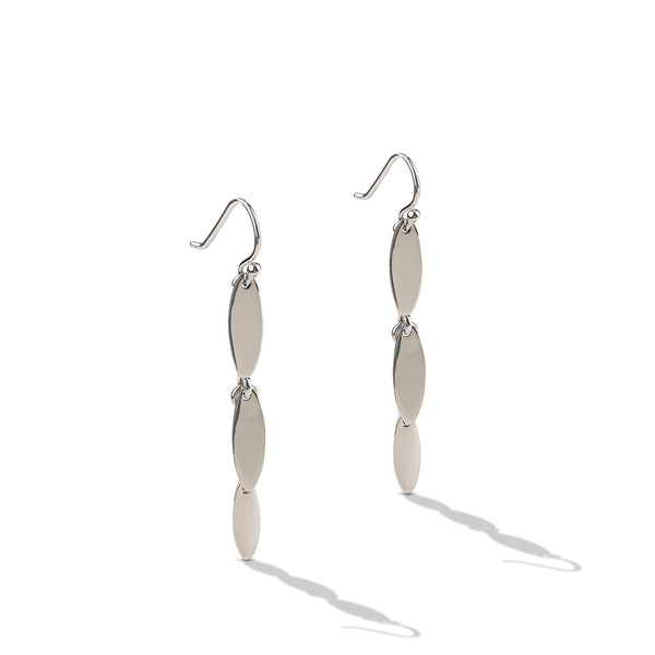 Sterling Silver Dangle Drop Earrings