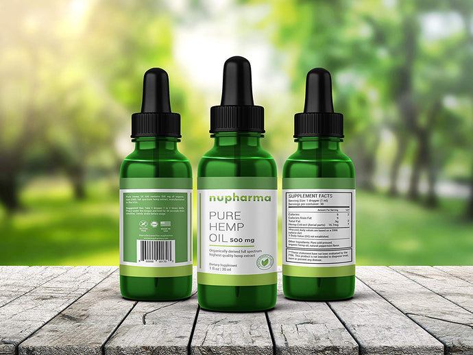 HEMP OIL - THE KING OF OILS