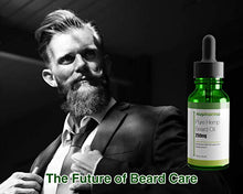 Load image into Gallery viewer, Pure Hemp Beard Oil (1oz)