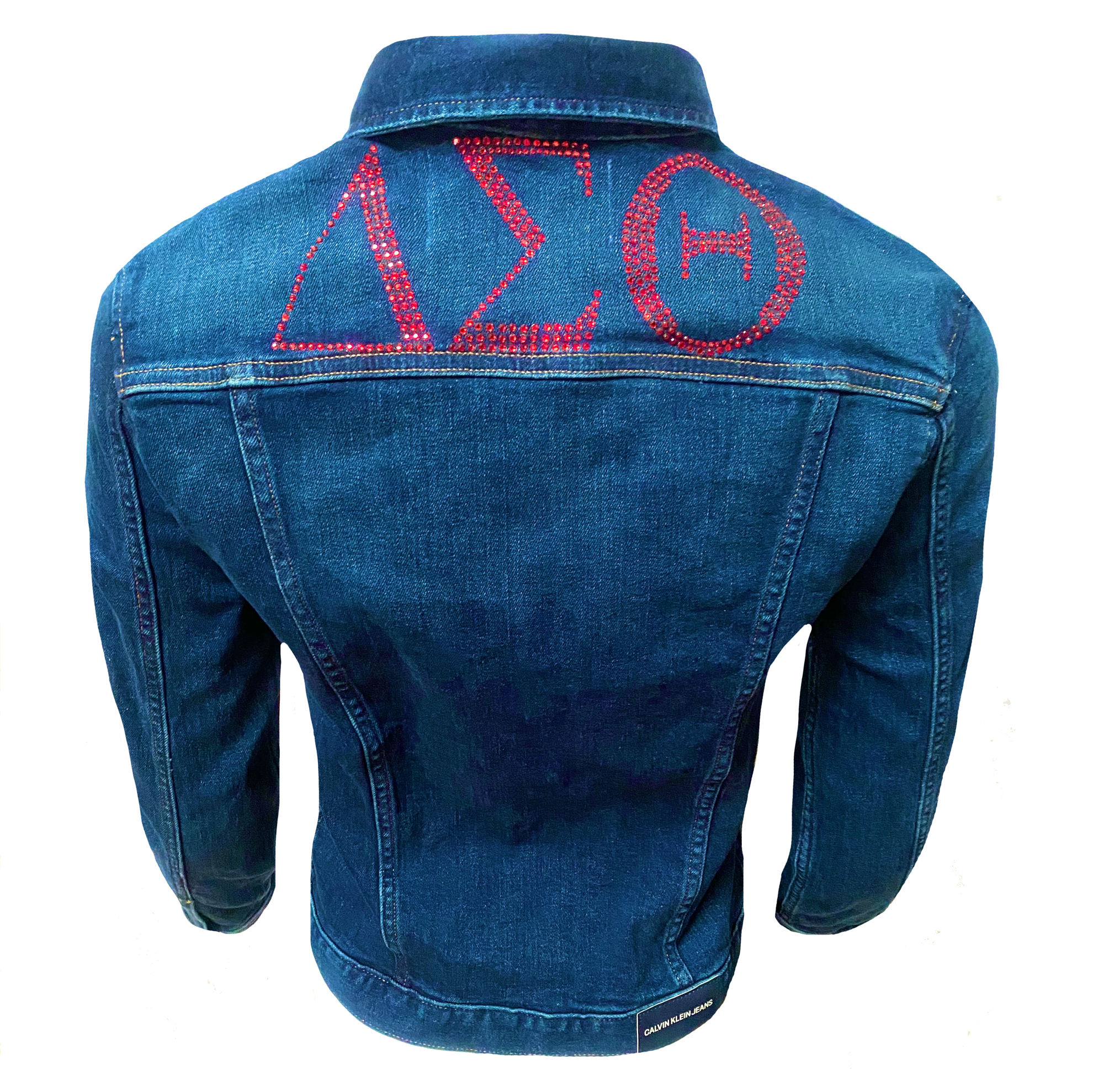 DST Bling Women's Denim Jacket