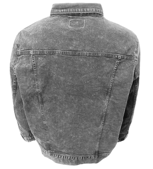 Men's Classic Denim Jacket (Plus Size)