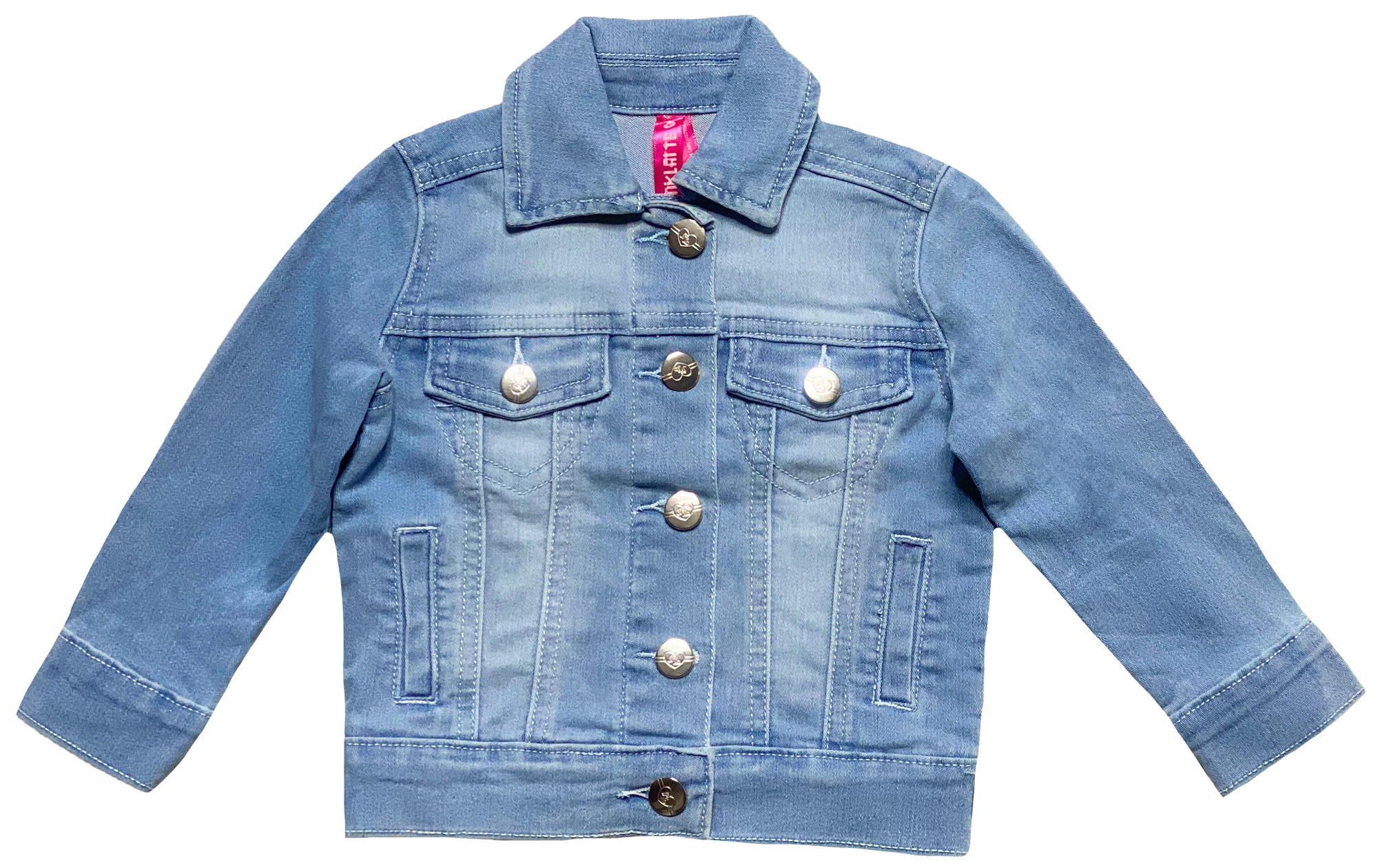 Toddler Girl's Denim Jacket