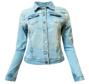 Women's Slim Fit Denim Jacket