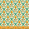 Malibu by Heather Ross for Windham Fabrics | Wood Block in Ocean