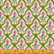 Malibu by Heather Ross for Windham Fabrics | Wood Block in Pink