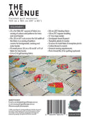 The Avenue Quilt Pattern