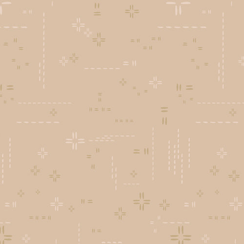 Decostitch Elements Art Gallery Fabrics | Cafe Latte DSE-715