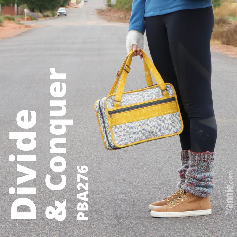 Divide and Conquer Sewing Pattern