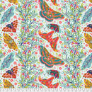 Hindsignt Fabric Sinister Gathering in Spring by Anna Maria Horner for Free Spirit Fabrics