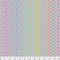 Tula's True Colors Fabric Hexy Rainbow in Dove by Tula Pink for Free Spirit