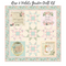 Rose and Violet's Garden Quilt Kit | Riley Blake Designs | Miss Rose Sister Violet