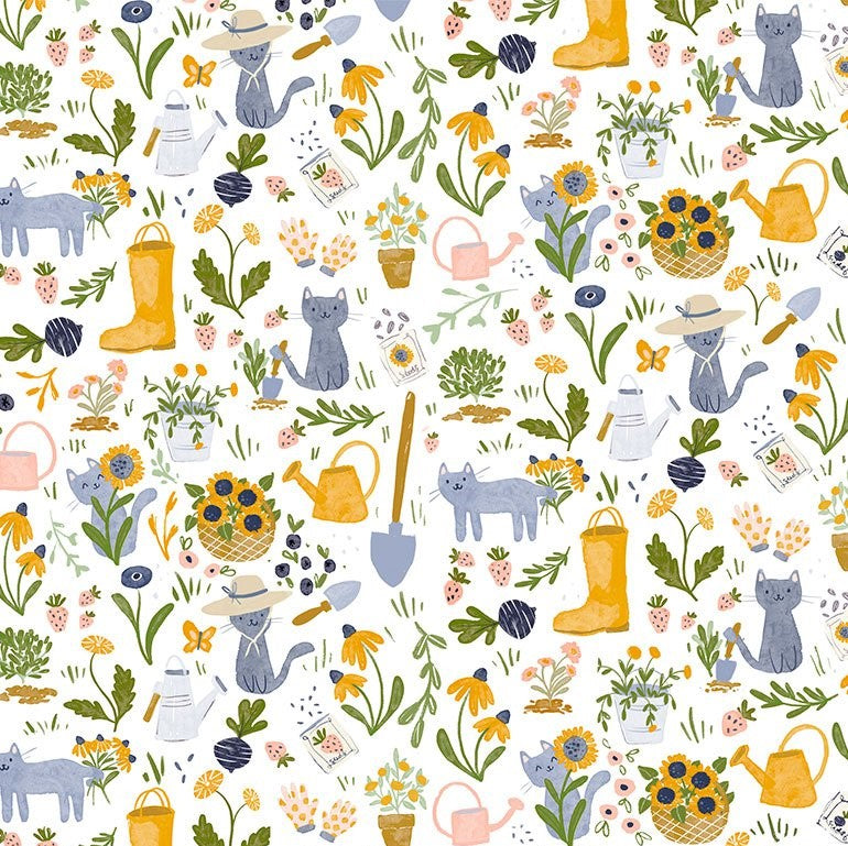 Meant to Bee | Clara Jean | Dear Stella Design Fabrics