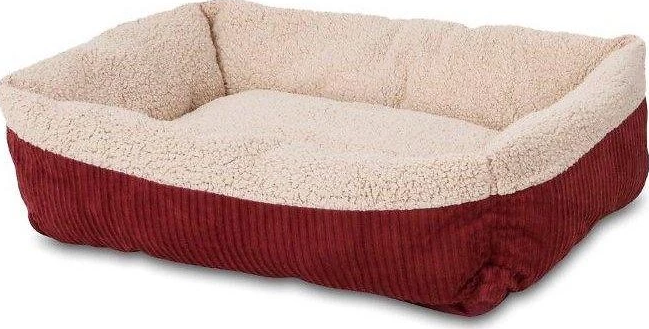 Aspen Pet Warm Spice & Cream Self Warming Bed