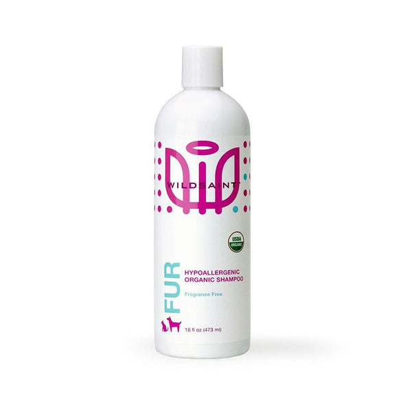 Wildsaint Hypoallergenic Fragrance Free Shampoo for Dogs and Cats