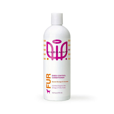 Wildsaint Shed Control Dog Conditioner with Orange Oil and Coconut