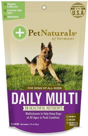 Pet Naturals of Vermont Daily Multi Dog Chews