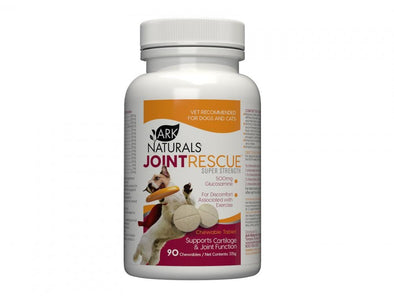 Ark Naturals Joint Rescue Supplements For Dogs & Cats