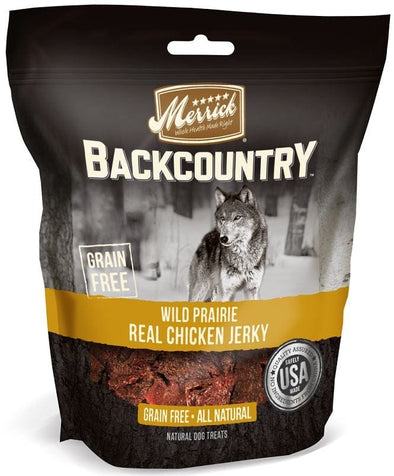 Merrick Backcountry Prairie Chicken Jerky