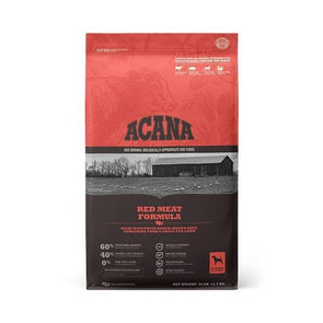 ACANA Red Meat Formula Grain Free Dry Dog Food