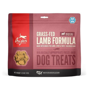 ORIJEN Freeze Dried Grass Fed Lamb Dog Treats