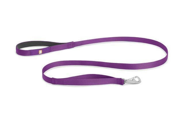 Ruffwear Tillandsia Purple Front Range Dog Leash