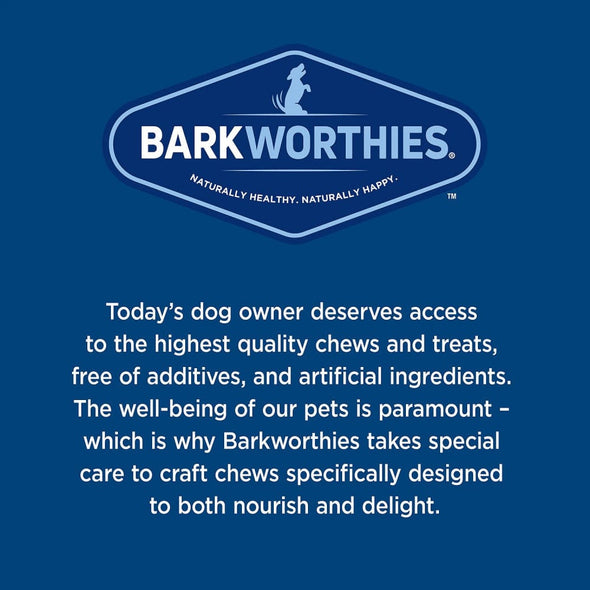Barkworthies Odor Free Natural Beef Bully Sticks