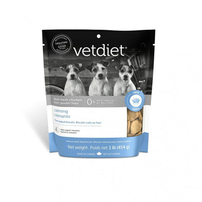 Vetdiet Calming Chicken Dog Biscuits