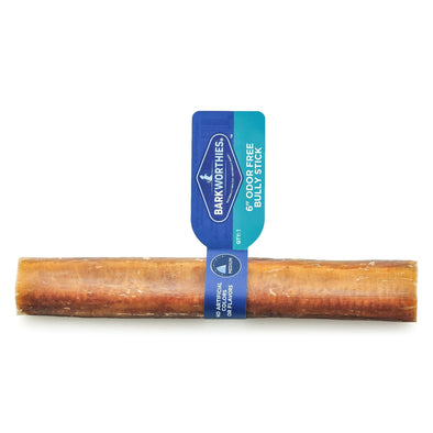 Barkworthies Odor Free Standard Bully Stick