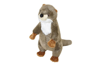 Fluff and Tuff Harry Otter Plush Dog Toy