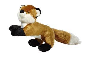 Fluff and Tuff Hendrix Fox Plush Dog Toy