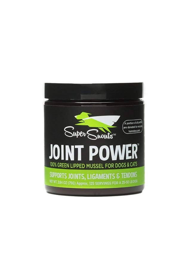 Diggin Your Dog Super Snouts Joint Powder Supplement for Dogs
