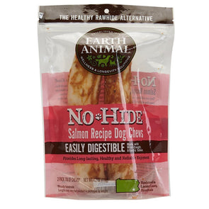 Earth Animal 2-Pack No-Hide Salmon Chew Dog Treats