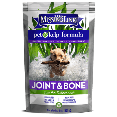 The Missing Link Pet Kelp Formula – Joint & Bone – Limited Ingredient Superfood Supplement for Dogs