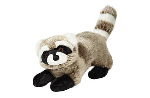 Fluff and Tuff Rocket Raccoon Plush Dog Toy