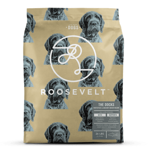 Roosevelt The Docks Whitefish & Ancient Grain Recipe Dry Dog Food