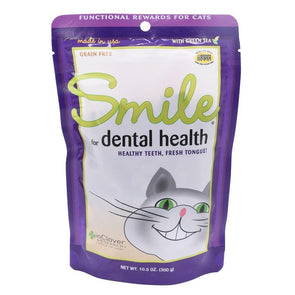 InClover Smile Dental Health Functional Chew Supplement for Cats