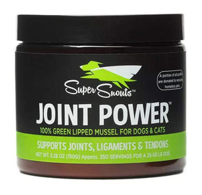 Super Snouts Joint Power Powder Supplement for Dogs and Cats
