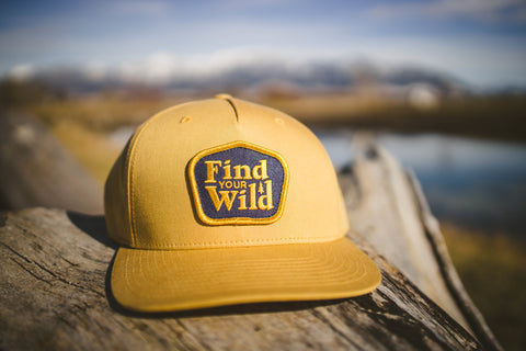 Find Your Wild Five Panel